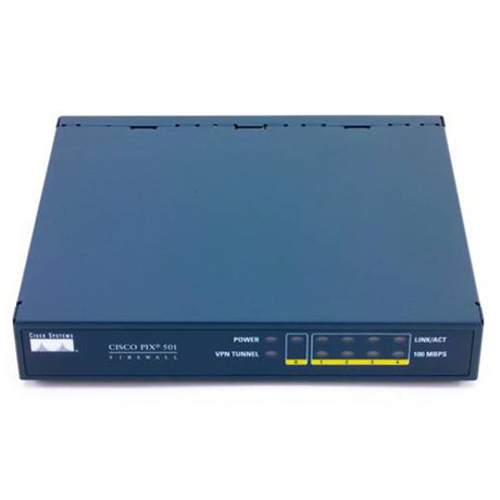Cisco PIX 501 Firewall