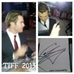 TIFF 2013 - Chris Hemsworth