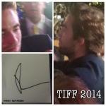 TIFF 2014 - Robert Pattinson