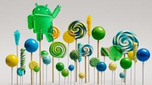 Android Lollipop. Image Credit: Google